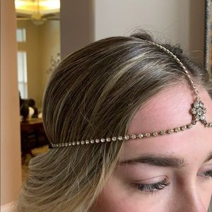 Accessories - Jeweled headpiece